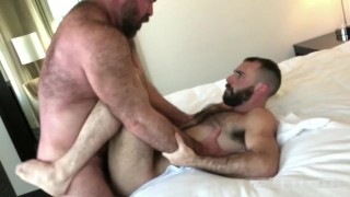 MBP0093 - Hungry Boy with Stephen Harte Bearded fuck