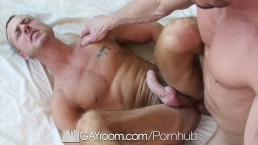GayRoom Myles Landon get his tight sweet ass fucked