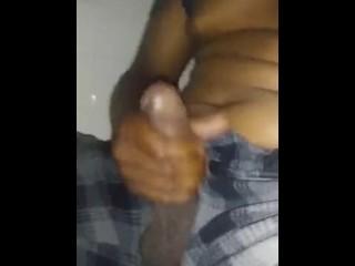 BBC Tease Big Dick