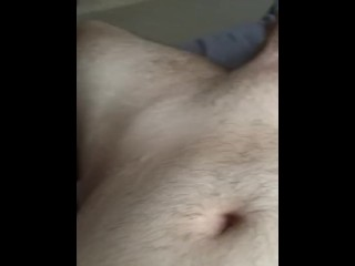Daddy's cock cums