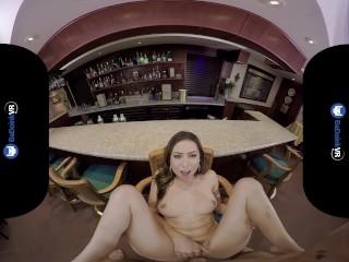 BaDoinkVR Melissa Moore s Pussy Is On The Menu VR Porn