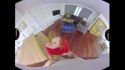 VirtualRealPorn.com - Dirty little girl