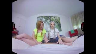 Save the virtualrealporncom girls brunette tits