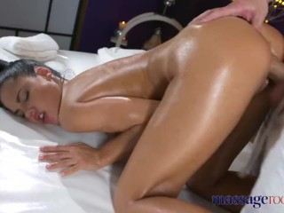 Older women squirting tight stretched, tied down and whipped creampie