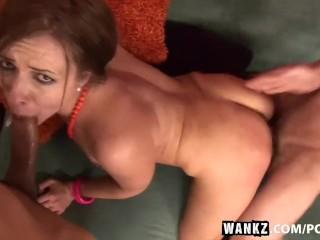 WANKZ- Ashli Orion Tag Teamed