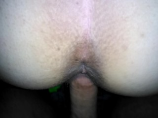 Sexy pregnant blonde emmas first experience with anal play anal play thumb in ass doggystyl