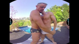 VirtualRealGay.com - Ibiza Gay Pride Dicked play