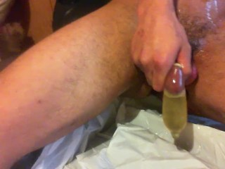 A Bit of Piss While I Edge My Way to Jizz...