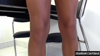 Ass her a yasmin up fontes shemale good dildo with looking big toy