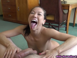 pornstar. exclusive. blowjob. asian bitch.  @Mark_Rockwell