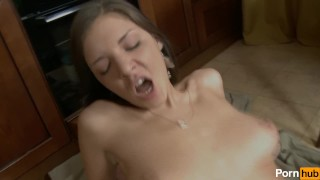 Anal creampie and striptease kitchen deep cream russian