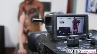 Babes - Black is Better - Cum One Cum All starring Jillian Janson