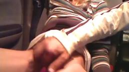Teen gets finger orgasm in Car coconut_girl1991_070916 chaturbate REC