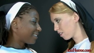 Ami Emerson & Eve Mayfair in Lust at the Convent
