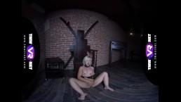 TmwVRnet.com -Anna Rey- Kinky blonde shows her tight body before BDSM sess