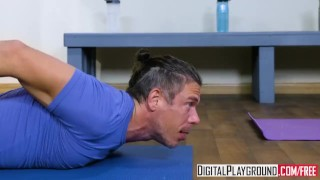 DigitalPlayground - Downward Dog Blair Williams Mick Blue