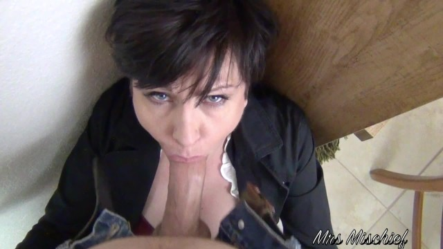 Mrs fire naked Facefucking the anger management counselor