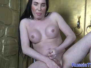 Brandy need a big cock inside her