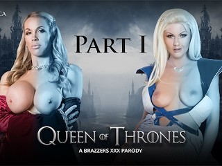 Shanes World College Amateur Tour Queen Of Thrones: Part 1 A XXX Parody - Brazzers