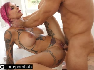 Bang Confessions Anna Bell Peaks Fucks Fan With Panty Fetish