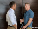 Closeted Politician Hit on by Young Hot Neighbor