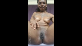 Shaving my Huge Bush after 4 Months  close up before and after hairy bush bush hairy pussy hairy black shaved shaving all natural ayla aylaexposed bts