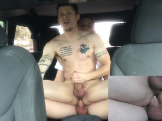 Back Seat Riding Preview