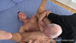 Noah Greene Serviced by Jake Cruise