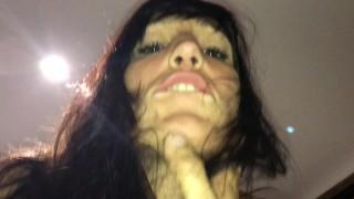 J'jacule chatte dans salope de soeur ma la la pov shaved