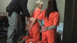 Christina & Kendall arrested part 4