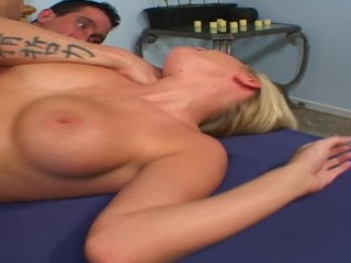 Blonde Very Young Teen With Huge Tits Rides Cock For Huge Cum Facial