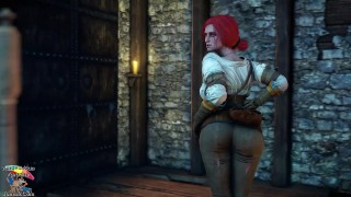 A Cold Winters Night A Witcher 3 Short [aardvarkianparadise]