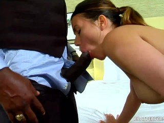 Verbal Cuckoldress and Her Black Bull (POV)