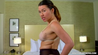 Preview 3 of Verbal Cuckoldress and Her Black Bull (POV)