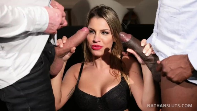 Drunk Angel Gets DPed – trailer – Angel Rivas