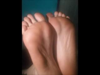 Mistress Foot Fetish Compilation of Short Clips