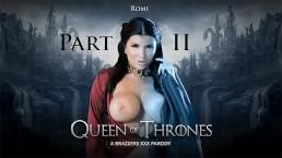 La regina di spade: parte 2 (una parodia porno) - Brazzers