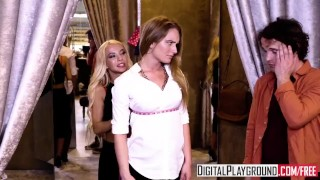 Preview 5 of Slippery Salesgirl - Kenzie Reeves can make any boy cheat