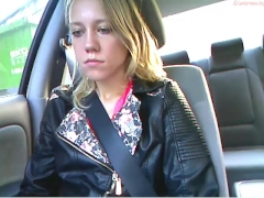 Before school in car coconut_girl1991_280816 chaturbate REC