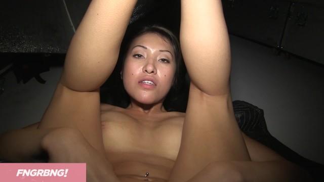 Jayden Lee Asian Anal Porn Gif - Hot AF Asian Jayden Lee Squirts Everywhere