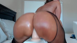 Pawg JessRyan doing all things anal Young mature