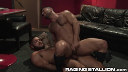 Bruno Bernal's Ass is Open for Muscle Studs Cock