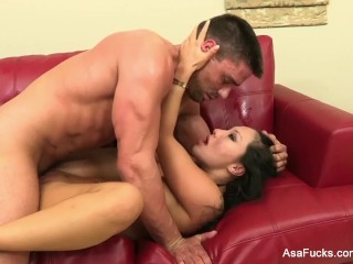 Dana brings Asa out for some fun with Toni