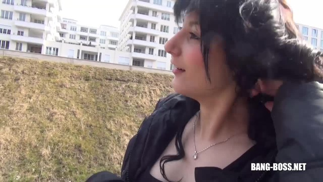 Geile 18 Jährige Katy am Potsdamer Platz Berlin Gefickt Mit Spermawalk