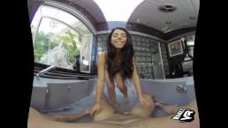 WankzVR - In the Bathtub ft. Gina Valentina