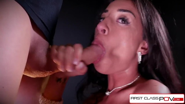 White Teen Bbc Blowjob Car