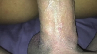 Hot Tinder Fuck squirts all over my dick