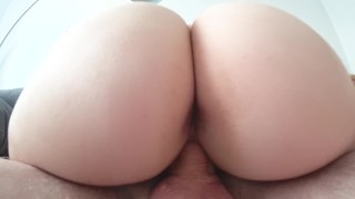 Preview 2 of Sex with big young ass close-up