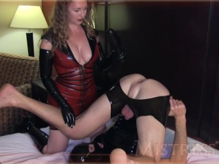 Preview 3 of [MistressT] 2017-02-27 - Whore In Training