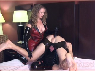 Preview 5 of [MistressT] 2017-02-27 - Whore In Training